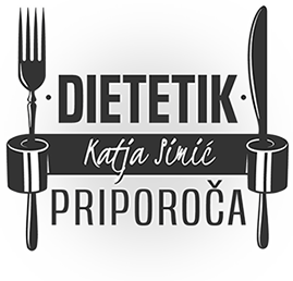 dietetik-priporoca.si Logo